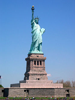 😮 Vanishing the Statue of Liberty 😱 Фокус с исчезновением ...