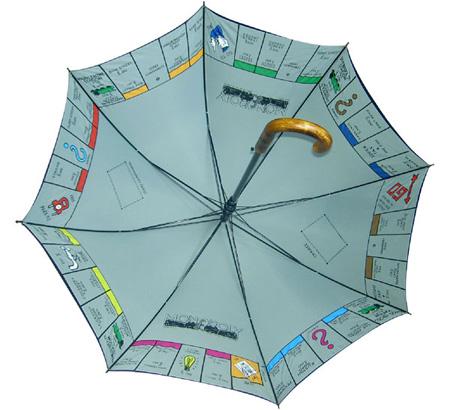 самый необычный зонт