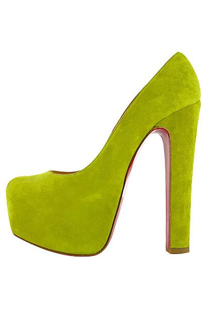Лакированные туфли на шпильке