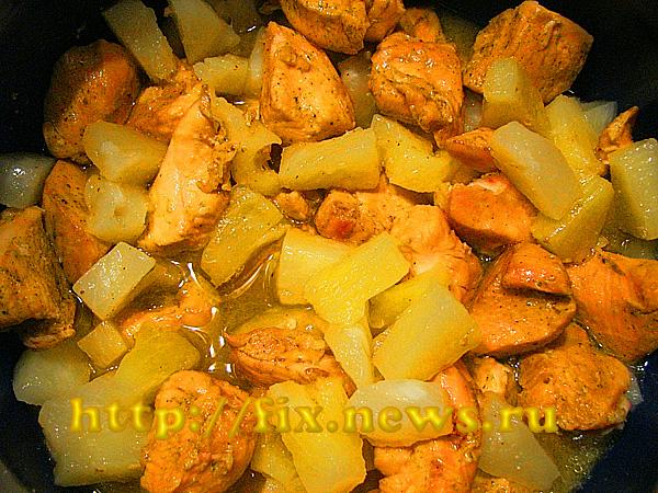 ananasovaya dieta