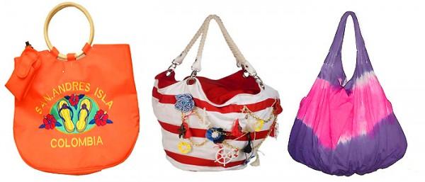 летние сумки 2012