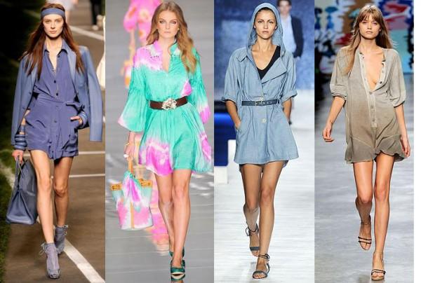 летняя мода 2012 на каждый день