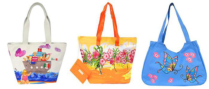 Модные летние сумки — подарите себе настроение 17dc7395c56