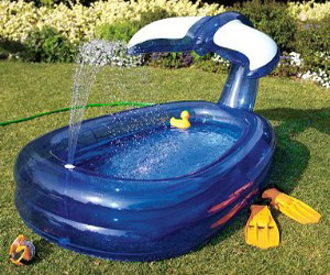 Детский надувной бассейн. Как выбрать