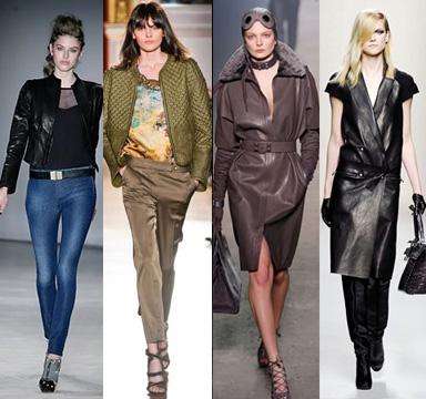 Что носить зимой и осенью. Мода 2012-2013