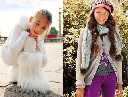 Детская мода осень-зима 2012-2013