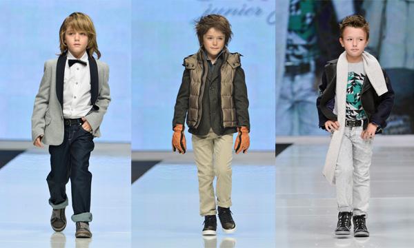 Модная детская одежда 2013