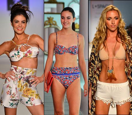 Модные купальники 2013