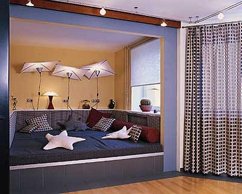 Подиум в спальнях дизайны