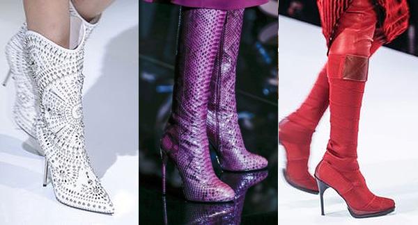 модные сапоги 2014